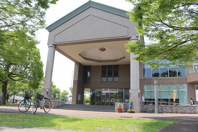 警備実績 佐賀市立図書館3